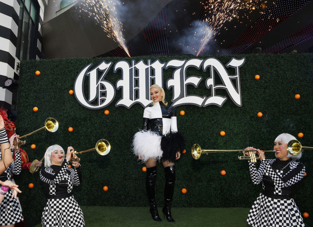Gwen Stefani Celebrates Official Arrival To Las Vegas With Elaborate Welcome Event At Planet Hollywood Resort & Casino