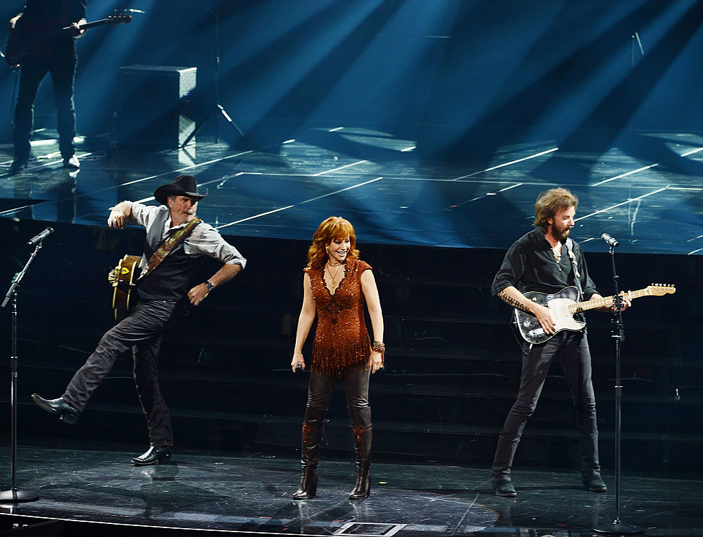 """""""Reba, Brooks & Dunn: Together In Vegas"""" Opening At The Colosseum At Caesars Palace"""