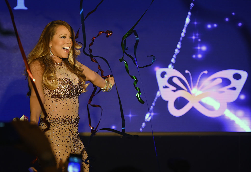 """Mariah Carey Welcome Event For Her Las Vegas Residency """"MARIAH #1 TO INFINITY"""""""