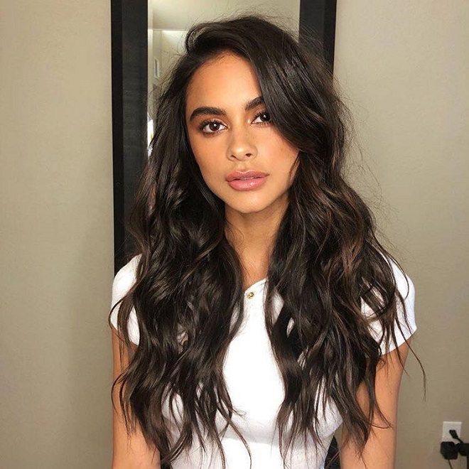 15 Trending Hairstyles for Summer 2018 beach waves