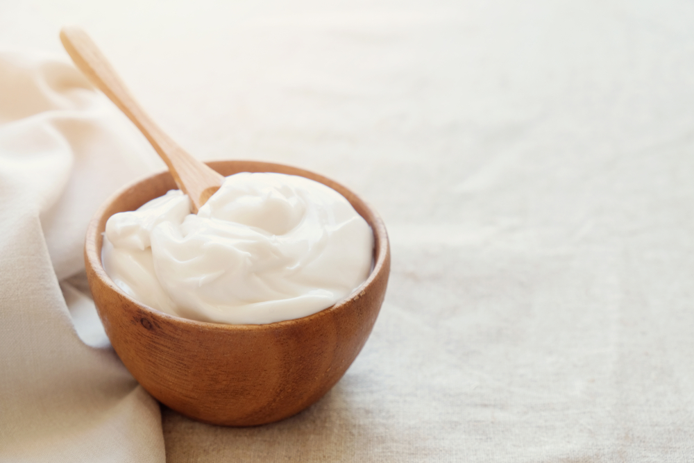 coconut kefir yogurt