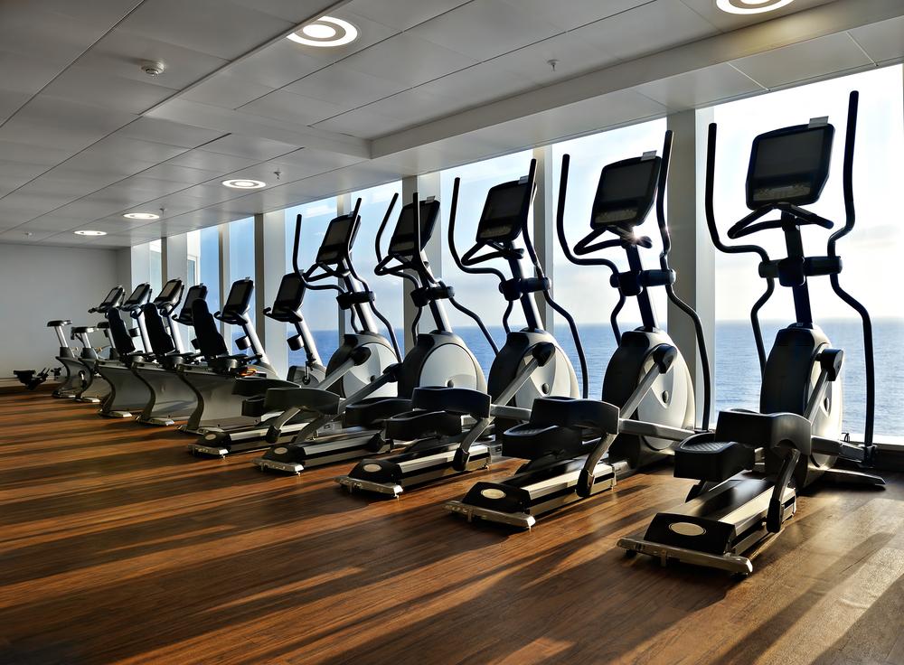 fitness on board