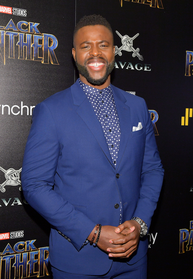 "winston-10.jpg Of Marvel Studios' ""Black Panther"""