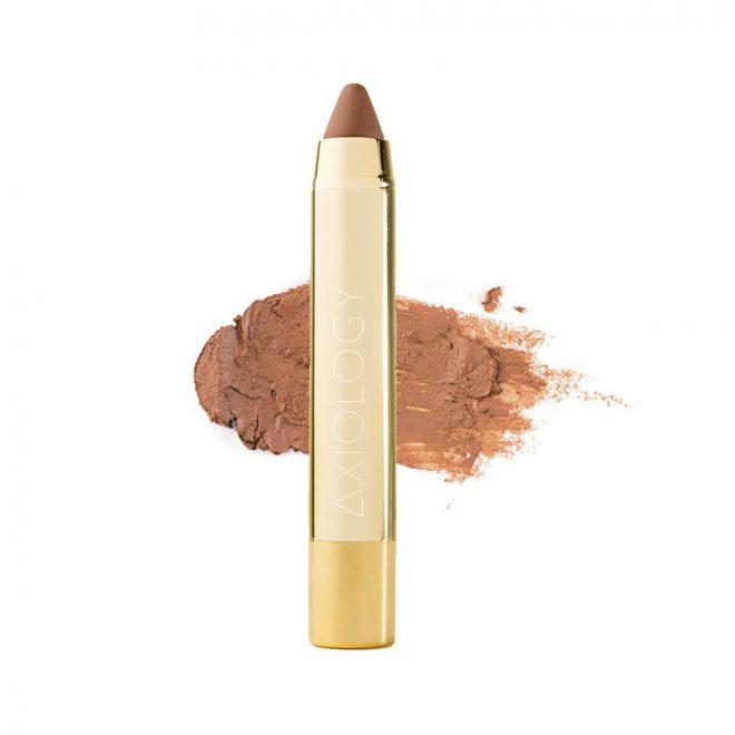 20 Best Summer Makeup Buys All Under $30 AXIOLOGY Natural Lip Crayon Serene