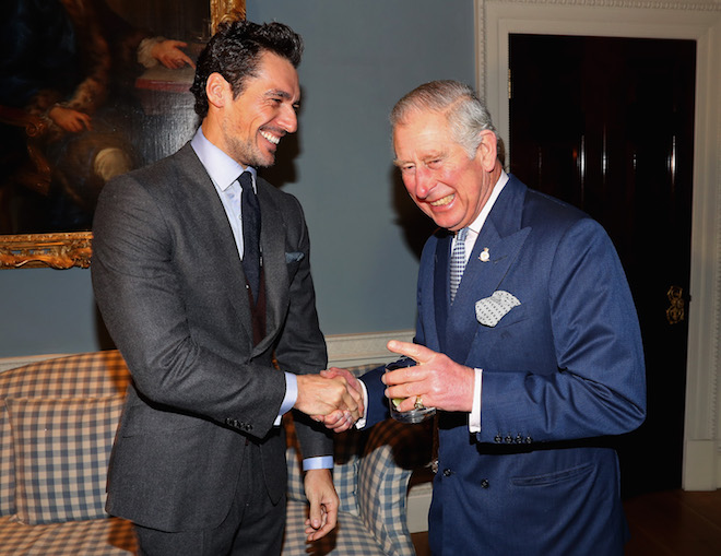david-gandy-2.jpg For Soldiers' Christmas Reunion Party