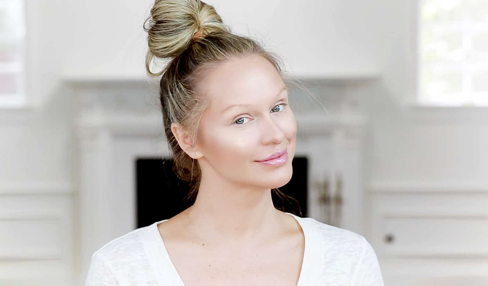 how-to-natural-makeup-dewy-foundation
