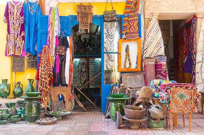Casablanca-Morocco-city-of-color-and-texture-marketplace