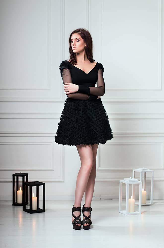 how-to-style-your-little-black-dress-elegant-lbd-with-nice-heels