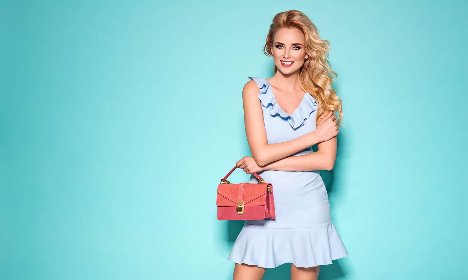 The Best Colors To Wear To Match Your Blonde Hair Viva Glam Magazine