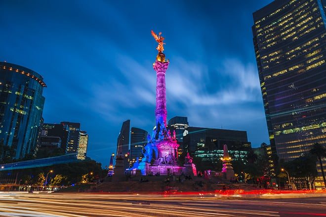 Vegans-and-Vegetarians-are-Getting-More-Options-When-They-Travel-Mexico-City-skyline