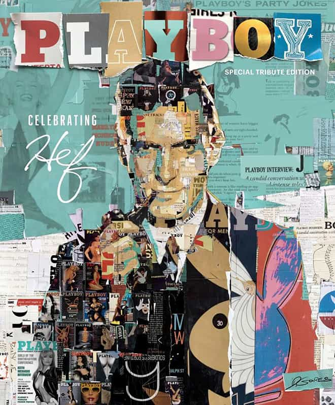 From-the-Pages-to-the-Fingers-of-Artist-Derek-Gores-Mad-Genius-hugh-hefner-playboy-artwork