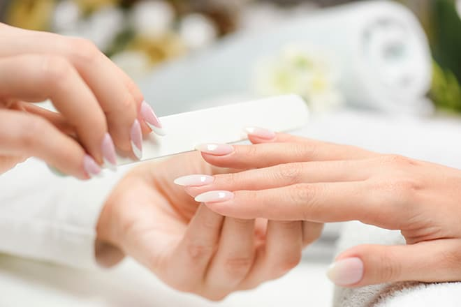 Manicure-mistakes-you-should-avoid-making-woman-getting-nails-done