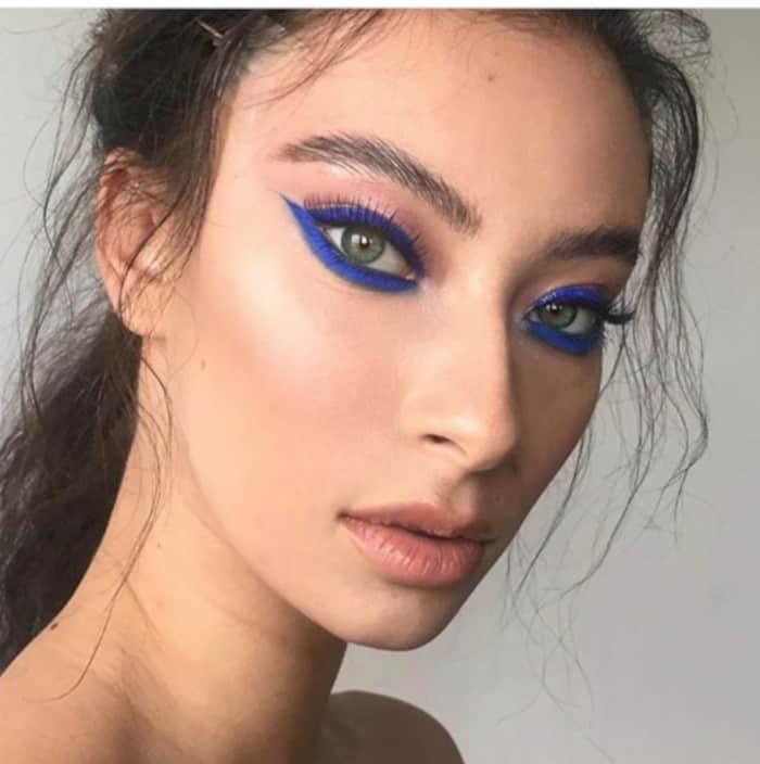 All The Hottest Ways to Wear Eyeliner lower lash line eyeliner