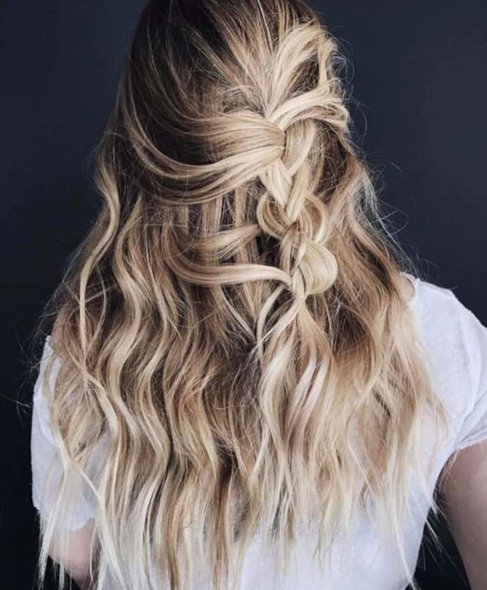 Stunning Curly Braided Hairstyles to Wear All Summer Long 8