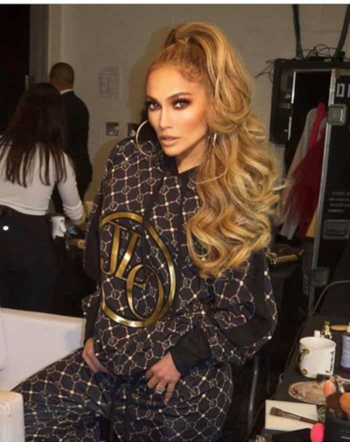 The Sexiest Celebrity Hairstyles to Copy This Summer Jennifer Lopez