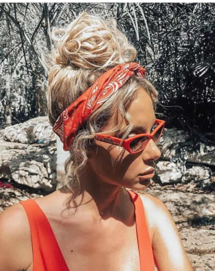 All The Hottest Ways to Style Your Beach Waves This Summer 1