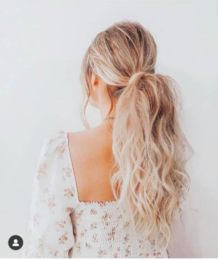 All The Hottest Ways to Style Your Beach Waves This Summer 10