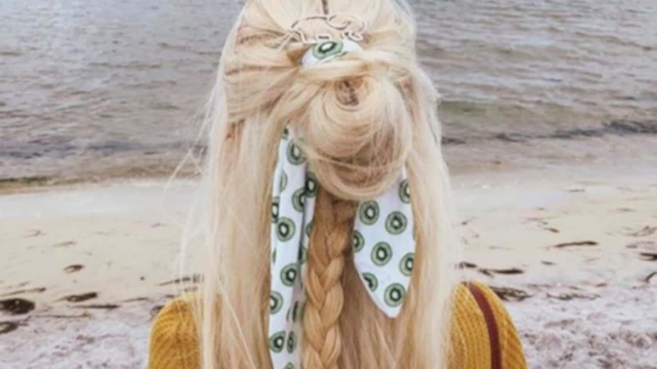 Gorgeous Beach Hairstyles 4