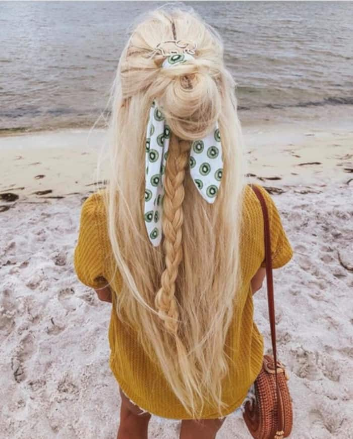 Gorgeous Beach Hairstyles