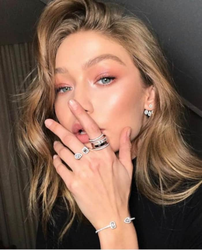 How to reinvent the natural glam look for the summer Gigi Hadid