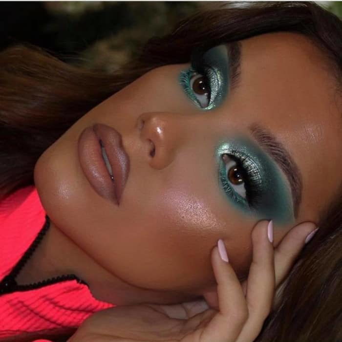 Mermaid makeup is the biggest summer trend 9