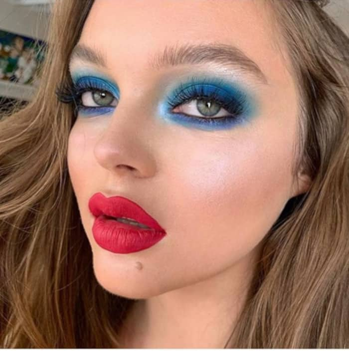 Sexy New Ways to Wear The Brightest Makeup Colors 5