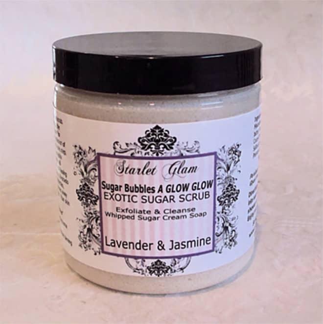 starlet-glam-sugar-bubbles-a-glow-glow-exotic-sugar-scrub-lavendar-jasmine