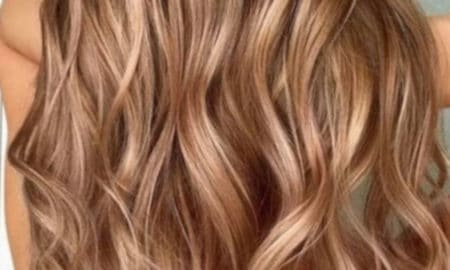 Gingerbread Caramel Hair is Going to Be Huge This Fall