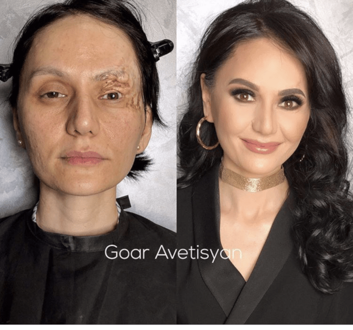 The most amzing beauty transformations that will blow your mind11