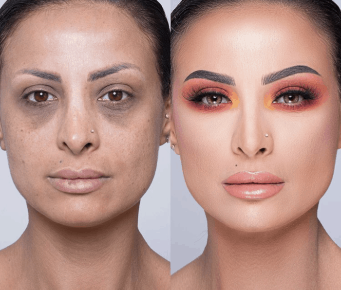 The most amzing beauty transformations that will blow your mind12