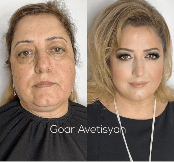 The most amzing beauty transformations that will blow your mind7