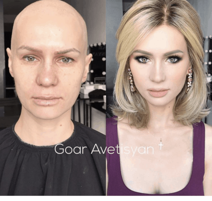 The most amzing beauty transformations that will blow your mind8