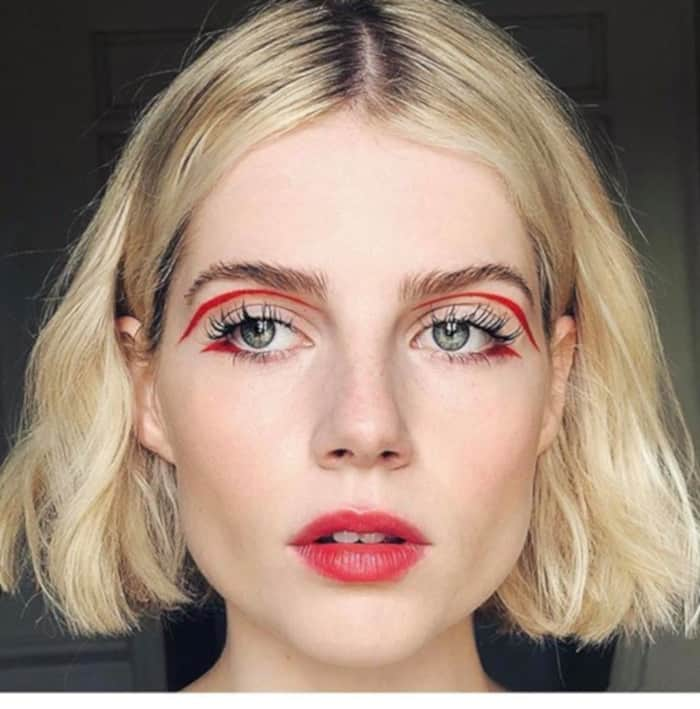 Celebrities Are Already Obsessed With These Fall Makeup Trend 6