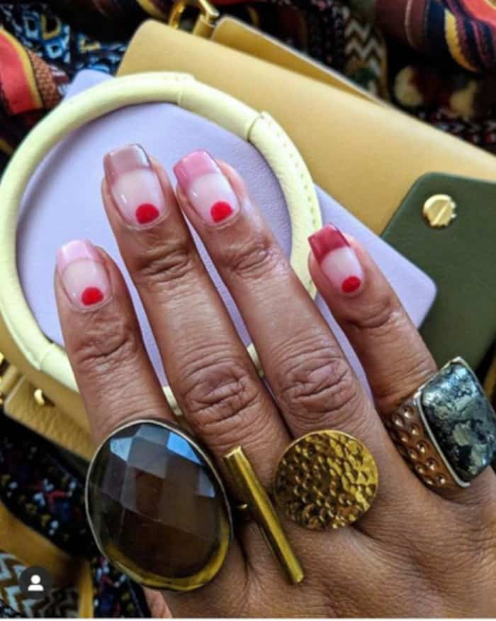 French Manicure is Back in The Coolest Ways 2