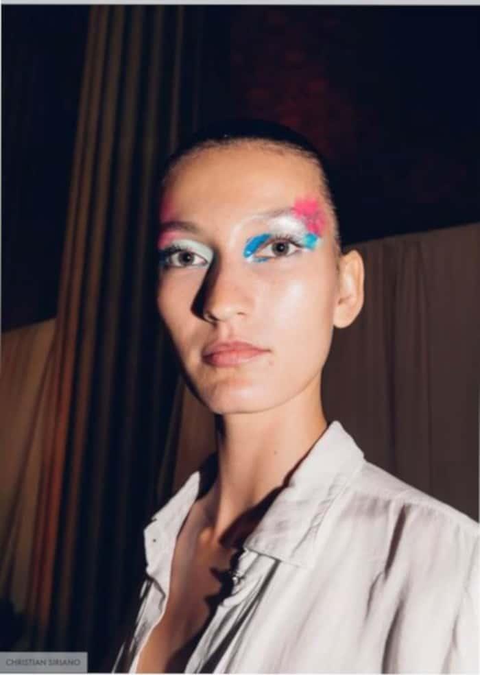 NYFW Makeup Trend 1