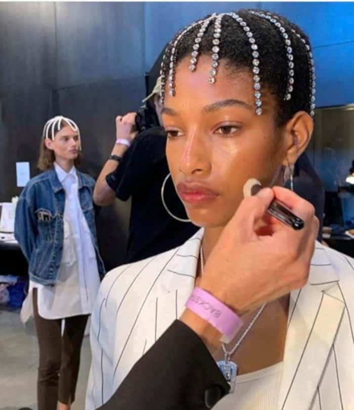 NYFW Makeup Trend 5