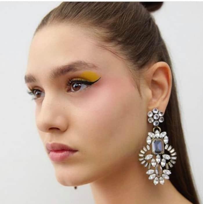 NYFW Makeup Trend 6