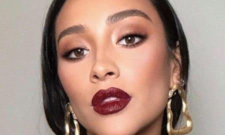 celebrity vampy lipstick