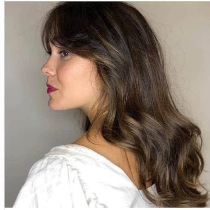 6 Breakout Brown Hair Color Trends to Try This Fall gold obsidian