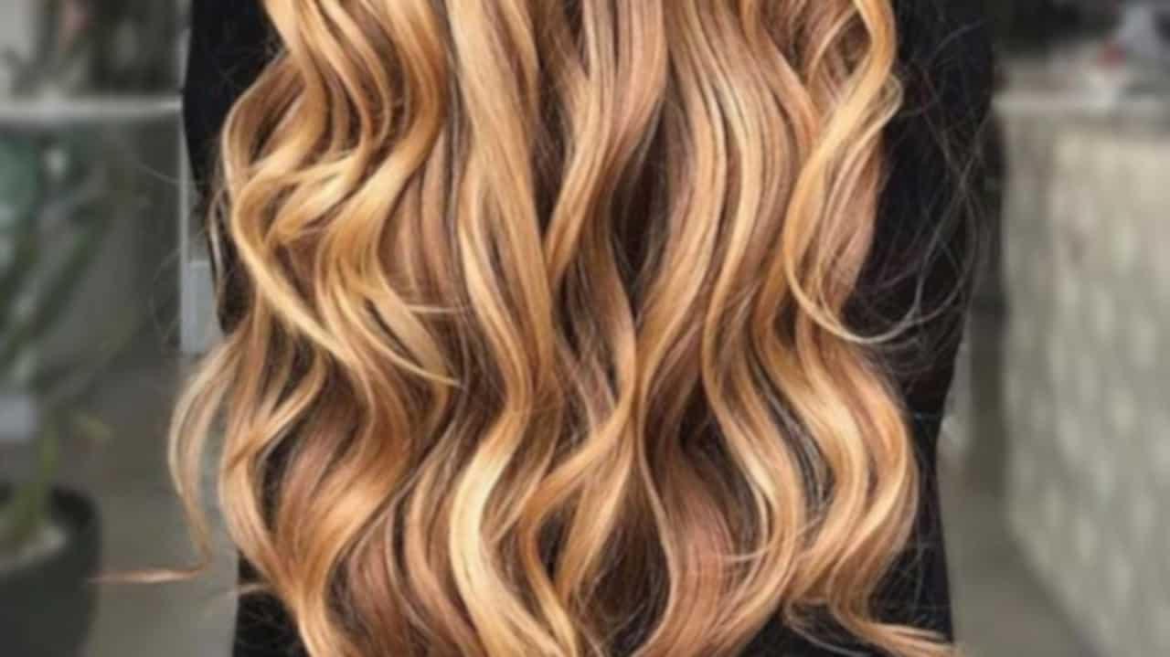 balayage hair colors for fall 4