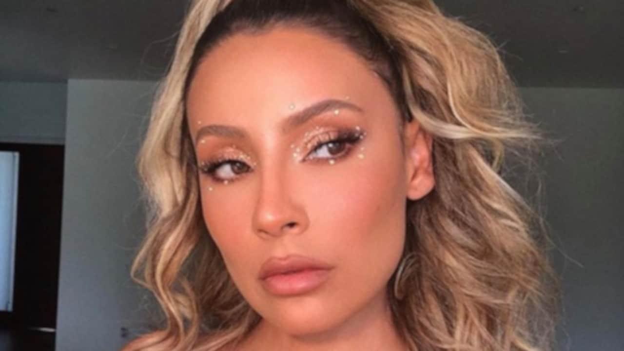 bedazzled makeup trend 10
