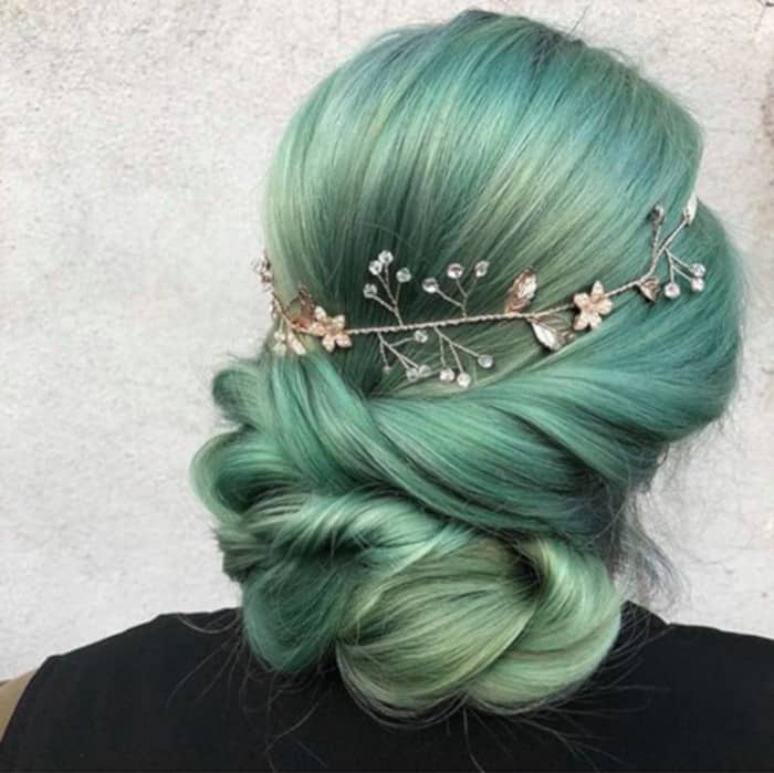 bright hair colors for fall 2