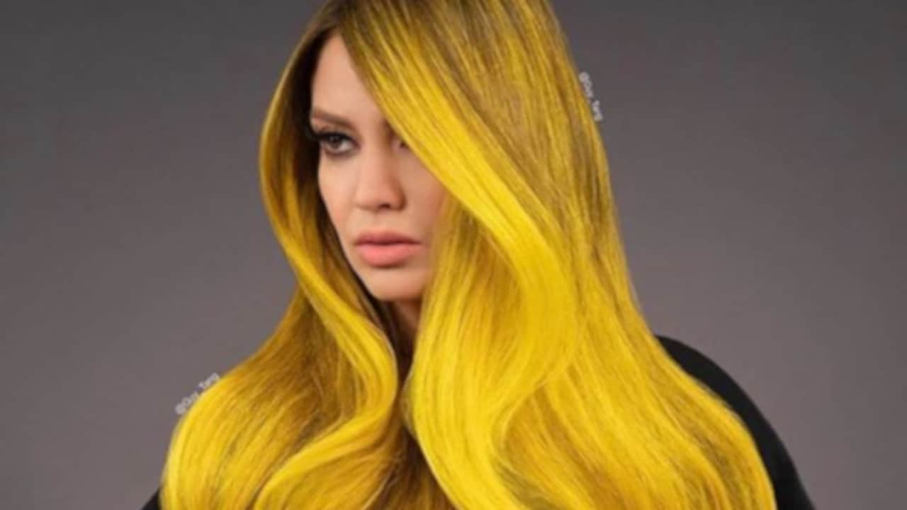 bright hair colors for fall 6