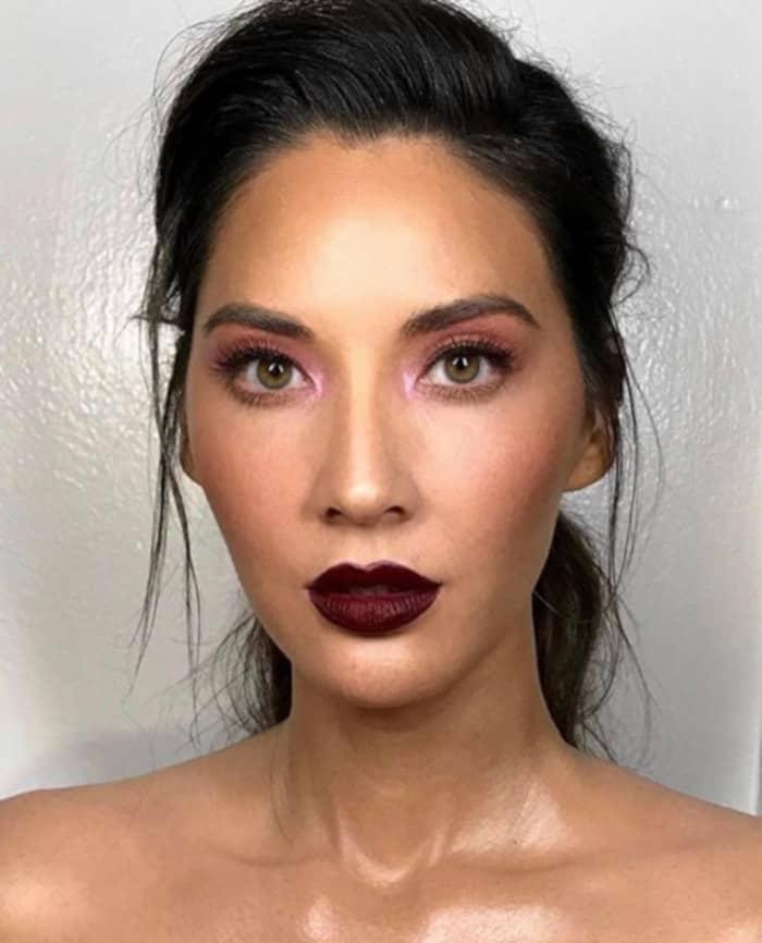 celebrity fall makeup trend 10