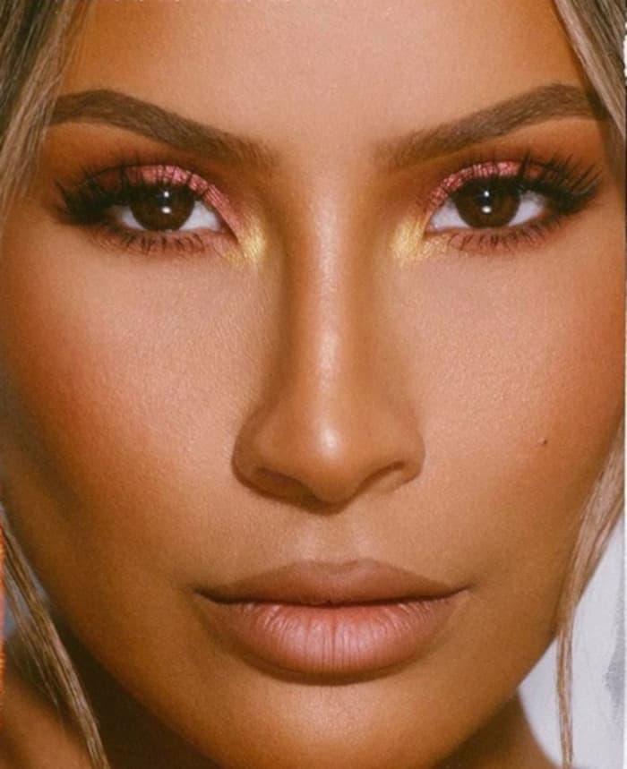 celebrity fall makeup trend 2