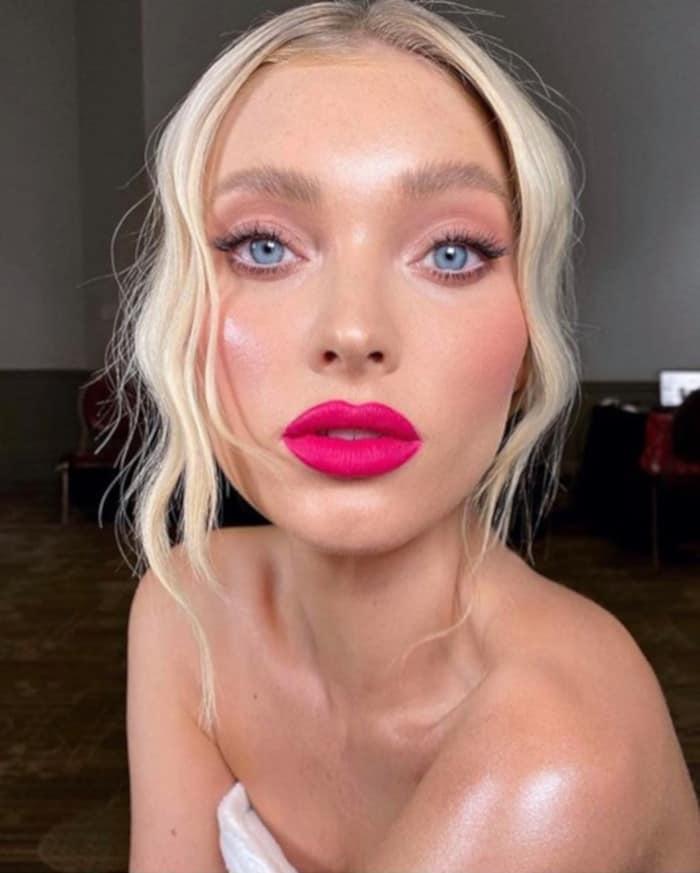 celebrity fall makeup trends 5