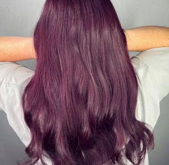 dark hair colors for fall 4