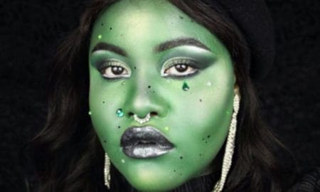 last minute easy halloween makeup looks