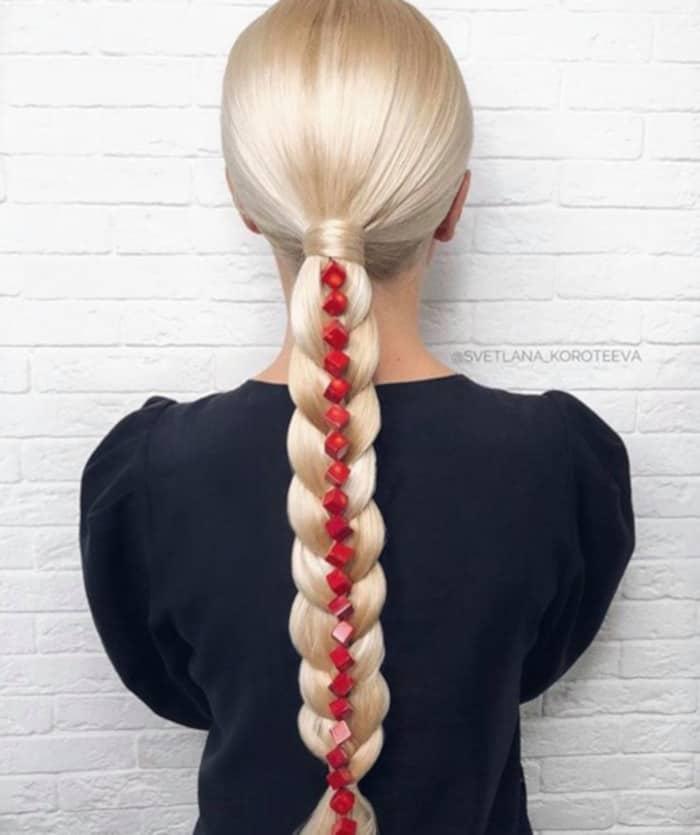 low ponies hairstyles