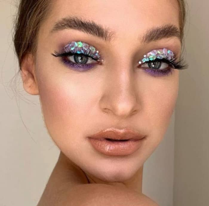 party fall makeup looks